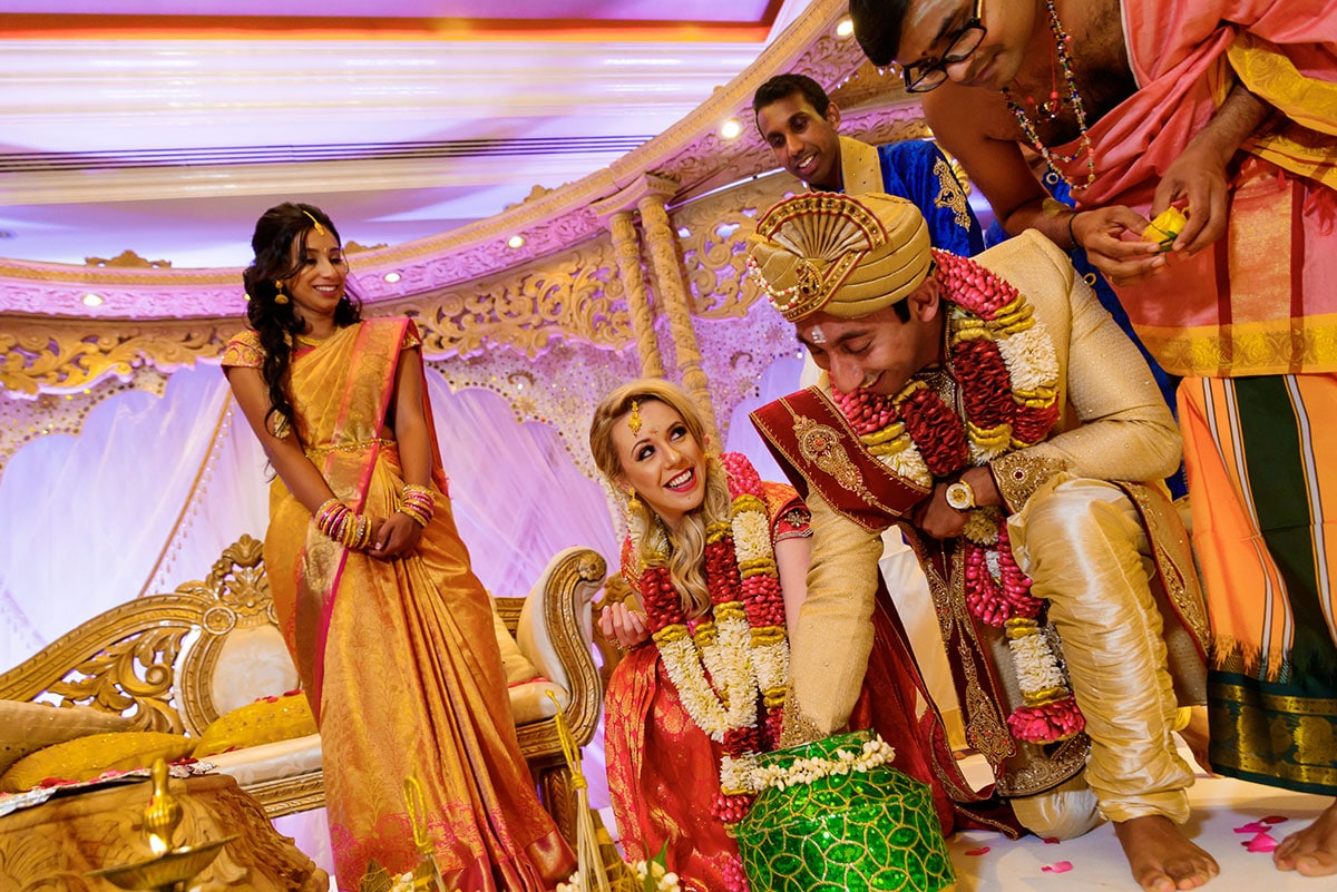 jumeirah carlton tower hotel tamil wedding photographer